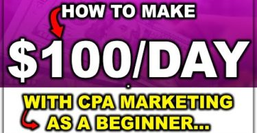 CPA Method For Beginners